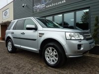 2010 LAND ROVER FREELANDER 2.2 SD4 XS 5d AUTO 190 BHP £SOLD
