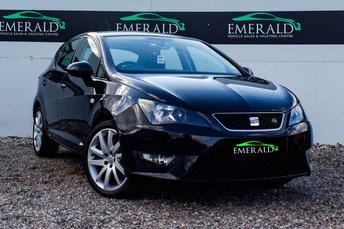 2013 SEAT IBIZA 1.2 TSI FR 5d 104 BHP £7500.00