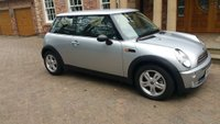 2004 MINI HATCH ONE 1.6 ONE 3dr £5995.00