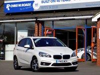 USED 2015 15 BMW 2 SERIES 218D SE ACTIVE TOURER 5dr AUTO (150)  *Sat Nav & Pan Roof*