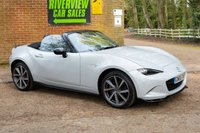 2016 MAZDA MX-5 2.0 SPORT RECARO 2d 158 BHP MASSIVE SPEC, AS NEW, £17995.00