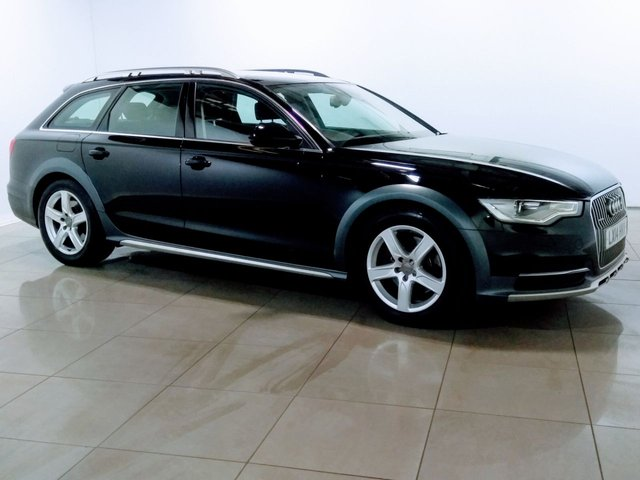 View our AUDI A6 AllRoad