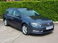 USED 2012 12 VOLKSWAGEN PASSAT 2.0 S TDI BLUEMOTION TECHNOLOGY 5d 139 BHP
