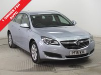 USED 2015 15 VAUXHALL INSIGNIA 2.0 DESIGN CDTI 5d AUTO 160 BHP ***1 Owner, Full Service History, serviced in May 2016 at 3694 miles, April 2017 at 6002 miles and April 2018 at 8,215 miles, AUTO, Parking Sensors, Bluetooth, Air Conditioning. Nationwide Delivery Available. Finance 9.9% APR Representative.***