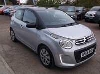 USED 2015 65 CITROEN C1 1.2 PURETECH FEEL 5d 82 BHP ****Great Value economical reliable family car with  service history, drives superbly****