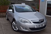 USED 2010 10 VAUXHALL ASTRA 1.7 SE CDTI 5d 123 BHP GREAT VALUE FOR MONEY !!!