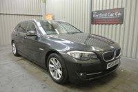 2010 BMW 5 SERIES 2.0 520D SE TOURING 5d AUTO 181 BHP £7995.00