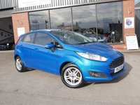 USED 2013 13 FORD FIESTA 1.0 ZETEC 5d 79 BHP £0 ROAD TAX, 68 MPG, LOW COSTS, FULL SERVICE HISTORY