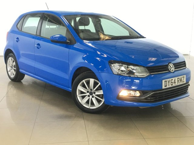 View our 2014 64 VOLKSWAGEN POLO 1.0 SE 5d 60 BHP