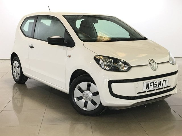 View our 2015 15 VOLKSWAGEN UP 1.0 TAKE UP 3d 59 BHP