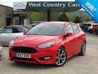 USED 2017 17 FORD FOCUS 1.5 ST-LINE TDCI 5d AUTO 118 BHP Only 1 Private Owner From New