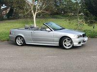 2005 BMW 3 SERIES 2.0 318CI SPORT £2250.00