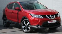 USED 2016 16 NISSAN QASHQAI 1.2 N-CONNECTA DIG-T XTRONIC 5d AUTO 113 BHP FULL SERVICE HISTORY