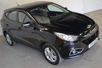 2013 HYUNDAI IX35 1.7 STYLE CRDI 5d 114 BHP £8250.00