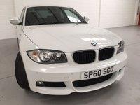 USED 2010 60 BMW 1 SERIES 2.0 118D M SPORT 2d AUTO 141 BHP