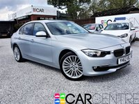 2012 BMW 3 SERIES 2.0 320D LUXURY 4d 184 BHP £10495.00