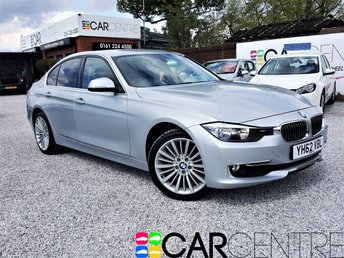 View our 2012 62 BMW 3 SERIES 2.0 320D LUXURY 4d 184 BHP