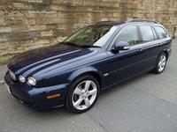 2008 JAGUAR X-TYPE 2.2 SE 5d AUTO 145 BHP £5490.00