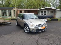2010 MINI HATCH ONE 1.6 ONE 3d 98 BHP £5295.00