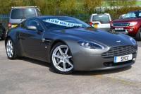 2006 ASTON MARTIN VANTAGE 4.3 V8 2dr £40999.00