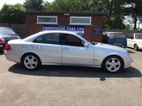 USED 2007 07 MERCEDES-BENZ E CLASS 3.0 E320 CDI AVANTGARDE 4d AUTO 222 BHP 2 OWNERS FROM NEW, 66K MILES