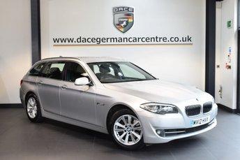 2012 BMW 5 SERIES 2.0 520D SE TOURING 5DR 181 BHP £11370.00