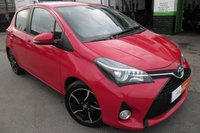 2014 TOYOTA YARIS 1.3 VVT-I SPORT 5d 99 BHP £7000.00