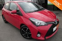 USED 2014 64 TOYOTA YARIS 1.3 VVT-I SPORT 5d 99 BHP VIEW AND RESERVE ONLINE OR CALL 01527-853940 FOR MORE INFO.