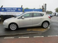USED 2010 10 VAUXHALL ASTRA 1.6 SE 5d 113 BHP 5 Stamps Of Service History .2 Former Keepers.New MOT & Full Service Done on purchase + 2 Years FREE Mot & Service Included After . 3 Months Russell Ham Quality Warranty . All Car's Are HPI Clear . Finance Arranged - Credit Card's Accepted . for more cars www.russellham.co.uk  - Spare key and book pack .