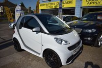 USED 2012 62 SMART FORTWO 1.0 PURE MHD 2d AUTO 61 BHP THE CAR FINANCE SPECIALIST