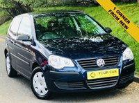 USED 2009 58 VOLKSWAGEN POLO 1.2 E 3d 59 BHP ANY INSPECTION WELCOME ---- ALWAYS SERVICED ON TIME EVERY TIME AND SERVICED BY SAME DEALERSHIP THROUGHOUT ITS LIFE,NO EXPENSE SPARED, KEPT TO A VERY HIGH STANDARD THROUGHOUT ITS LIFE, A REAL TRIBUTE TO ITS PREVIOUS OWNER, LOOKS AND DRIVES REALLY NICE IMMACULATE CONDITION THROUGHOUT, MUST BE SEEN FOR THE PRICE BARGAIN BE QUICK, 6 MONTHS WARRANTY AVAILABLE,DEALER FACILITIES,WARRANTY,FINANCE,PART EX,FIRST TO SEE WILL BUY BARGAIN