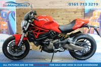 USED 2015 15 DUCATI MONSTER M821 - Full Service history