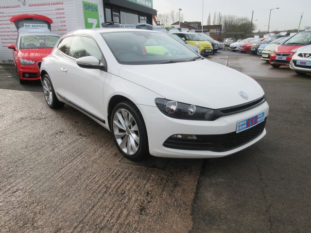 USED 2009 59 VOLKSWAGEN SCIROCCO 1.4 TSI 3d 160 BHP **01543 454566... TEST DRIVE TODAY*
