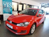 2014 VOLKSWAGEN GOLF 2.0 GT TDI BLUEMOTION TECHNOLOGY 5d 148 BHP £10995.00