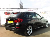 USED 2015 15 BMW X1 2.0 18d Sport xDrive 5dr 1 LADY OWNER+FULL MOT+VALUE