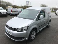 2014 VOLKSWAGEN CADDY C20 TRENDLINE 1.6 TDi 102 £SOLD