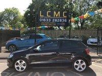 2012 VOLKSWAGEN POLO 1.4 GTI DSG 3d AUTO 177 BHP £9499.00