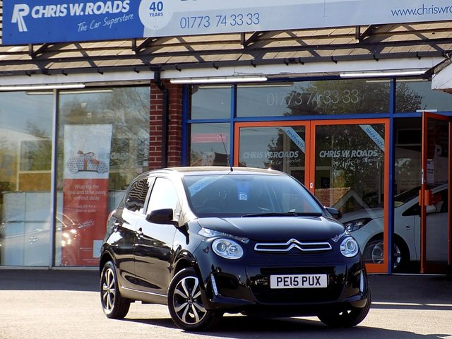USED 2015 15 CITROEN C1 1.0 FLAIR 5dr ** Only 14000 miles **