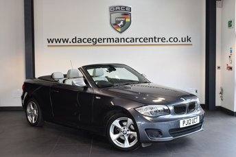 2012 BMW 1 SERIES 2.0 118D EXCLUSIVE EDITION 2DR 141 BHP £9970.00
