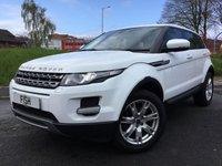 2012 LAND ROVER RANGE ROVER EVOQUE 2.2 TD4 PURE TECH 5d 150BHP £16790.00
