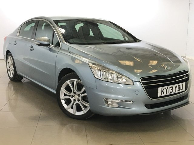 View our 2013 13 PEUGEOT 508 1.6 E-HDI ALLURE 4d AUTO 115 BHP