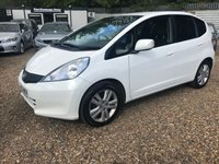 USED 2015 15 HONDA JAZZ 1.3 I-VTEC ES PLUS 5d 99 BHP