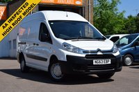 USED 2014 63 CITROEN DISPATCH 2.0 1200 L2H2 HDI 1d 97 BHP