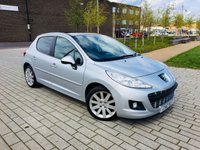 USED 2012 12 PEUGEOT 207 1.6 HDI ALLURE 5d 92 BHP
