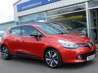 """USED 2015 15 RENAULT CLIO 1.0 TCE DYNAMIQUE """"S"""" MEDIANAV  5dr"""