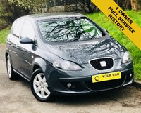 USED 2008 08 SEAT ALTEA 1.9 STYLANCE TDI 5d 103 BHP ANY INSPECTION WELCOME ---- ALWAYS SERVICED ON TIME EVERY TIME AND SERVICED MAINLY BY SAME DEALERSHIP THROUGHOUT ITS LIFE,NO EXPENSE SPARED, KEPT TO A VERY HIGH STANDARD THROUGHOUT ITS LIFE, A REAL TRIBUTE TO ITS PREVIOUS OWNER, LOOKS AND DRIVES REALLY NICE IMMACULATE CONDITION THROUGHOUT, MUST BE SEEN FOR THE PRICE BARGAIN BE QUICK, 6 MONTHS WARRANTY AVAILABLE,DEALER FACILITIES,WARRANTY,FINANCE,PART EX,FIRST TO SEE WILL BUY BARGAIN