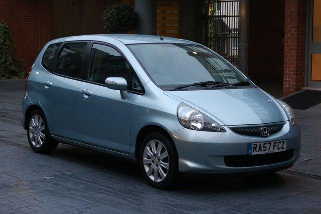 2007 57 HONDA JAZZ 1.3 DSI SE 5d AUTO 82 BHP