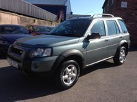 USED 2005 05 LAND ROVER FREELANDER 2.0 TD4 SE STATION WAGON 5d 110 BHP Comes with 12 months MOT