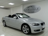 2009 BMW 3 SERIES 2.0 320D SE 2d 174 BHP £7995.00