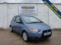 USED 2010 60 MITSUBISHI COLT 1.3 CLEAR TEC CZ2 3d 95 BHP All Mitsubishi History Air Con 0% Deposit Finance Available
